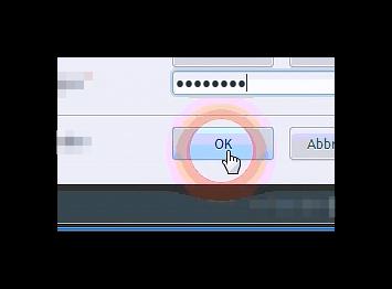 Datenbank endgültig anlegen über den Button ok