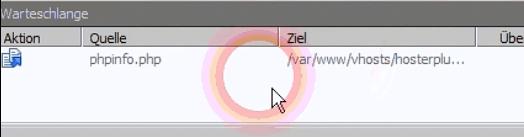 WinSCP prüfen ob Datei übertragen wurde